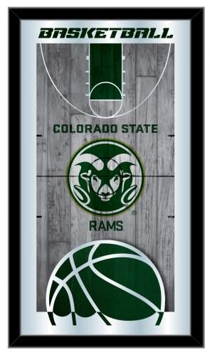 Colorado State Rams Basketball Mirror