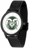 Colorado State Rams Black Mesh Statement Watch