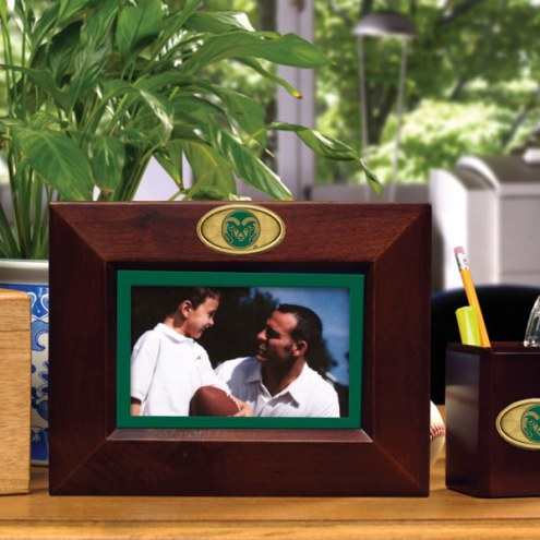 Colorado State Rams Brown Landscape Picture Frame