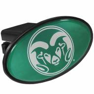 Colorado State Rams Class III Plastic Hitch Cover