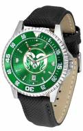 Colorado State Rams Competitor AnoChrome Men's Watch - Color Bezel
