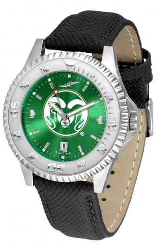 Colorado State Rams Competitor AnoChrome Men's Watch