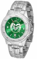 Colorado State Rams Competitor Steel AnoChrome Men's Watch