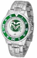 Colorado State Rams Competitor Steel Men's Watch