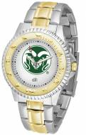 Colorado State Rams Competitor Two-Tone Men's Watch