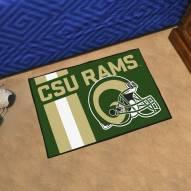 Colorado State Rams CSU Starter Rug