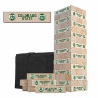 Colorado State Rams Gameday Tumble Tower