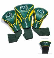 Colorado State Rams Golf Headcovers - 3 Pack