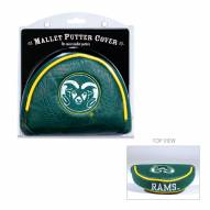 Colorado State Rams Golf Mallet Putter Cover