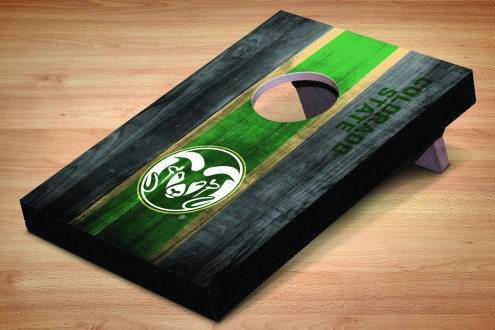 Colorado State Rams Table Top Cornhole