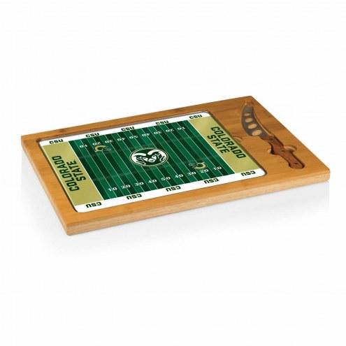 Colorado State Rams Icon Cutting Board