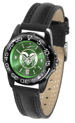 Colorado State Rams Ladies Fantom Bandit AnoChrome Watch
