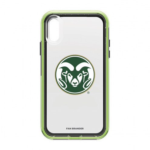 Colorado State Rams LifeProof iPhone XR Slam Case
