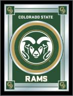 Colorado State Rams Logo Mirror