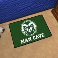 Colorado State Rams Man Cave Starter Mat
