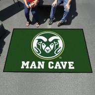 Colorado State Rams Man Cave Ulti-Mat Rug