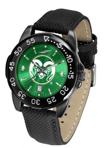 Colorado State Rams Men's Fantom Bandit AnoChrome Watch