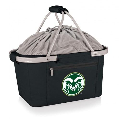 Colorado State Rams Metro Picnic Basket