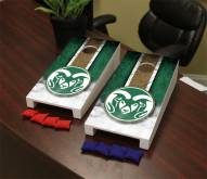Colorado State Rams Mini Cornhole Set