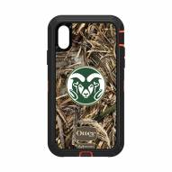 Colorado State Rams OtterBox iPhone XR Defender Realtree Camo Case