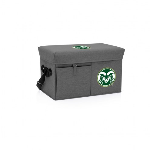 Colorado State Rams Ottoman Cooler & Seat