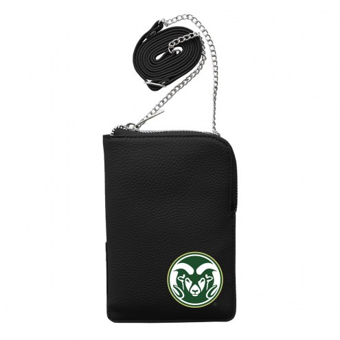 Colorado State Rams Pebble Smart Purse