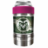 Colorado State Rams Pink 12 oz. Locker Vacuum Insulated Can Holder