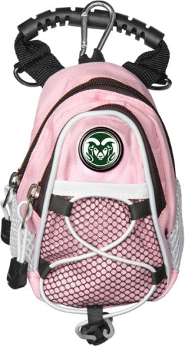 Colorado State Rams Pink Mini Day Pack