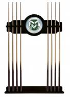 Colorado State Rams Pool Cue Rack