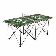 Colorado State Rams Pop Up 6' Ping Pong Table