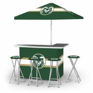 Colorado State Rams Pop Up Bar