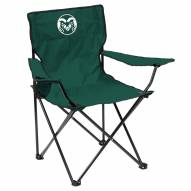 Colorado State Rams Quad Folding Chair