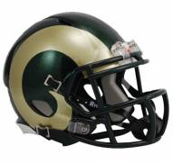 Colorado State Rams Riddell Speed Mini Collectible Football Helmet
