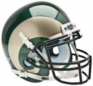 Colorado State Rams Schutt Mini Football Helmet