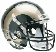 Colorado State Rams Schutt XP Collectible Full Size Football Helmet