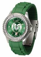 Colorado State Rams Sparkle Women's Watch