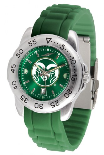 Colorado State Rams Sport Silicone Men's Watch