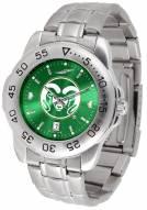 Colorado State Rams Sport Steel AnoChrome Men's Watch