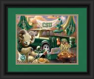 Colorado State Rams Tailgate Framed Print