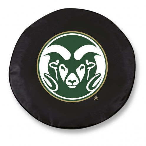 Colorado State Rams Tire Cover