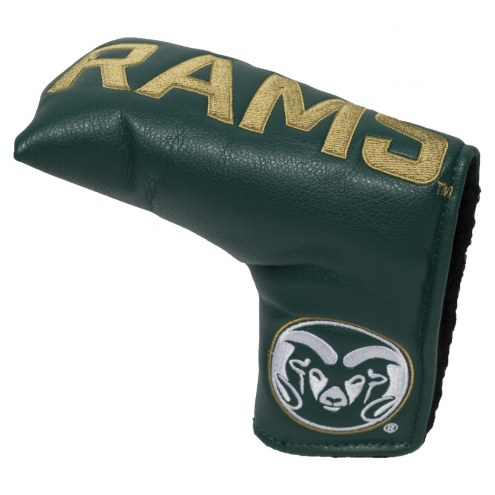 Colorado State Rams Vintage Golf Blade Putter Cover