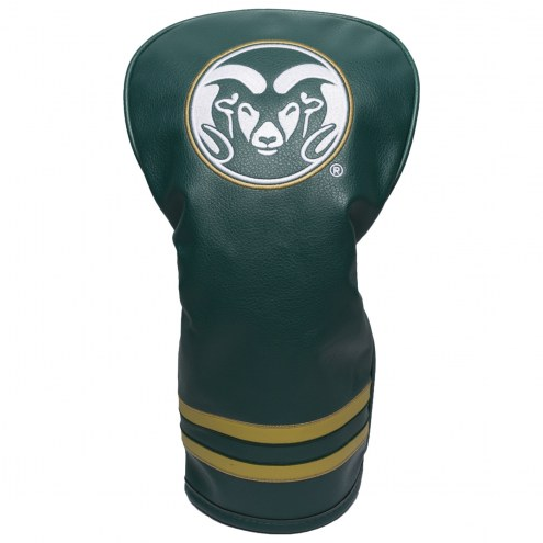 Colorado State Rams Vintage Golf Driver Headcover
