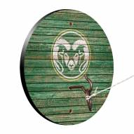 Colorado State Rams Weathered Design Hook & Ring Game