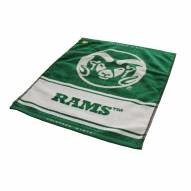 Colorado State Rams Woven Golf Towel