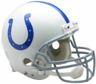 Riddell Baltimore Colts 1959-77 Authentic Throwback NFL Football Helmet - Full Size