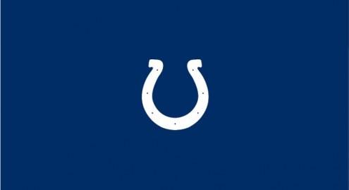 Indianapolis Colts NFL Team Logo Billiard Cloth