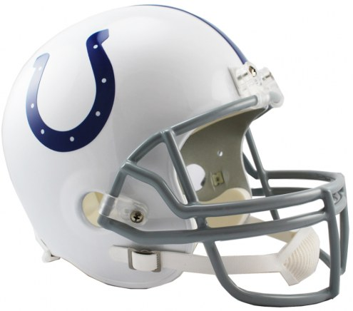Riddell Indianapolis Colts Deluxe Collectible NFL Football Helmet