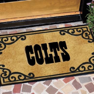 Indianapolis Colts NFL Door Mat