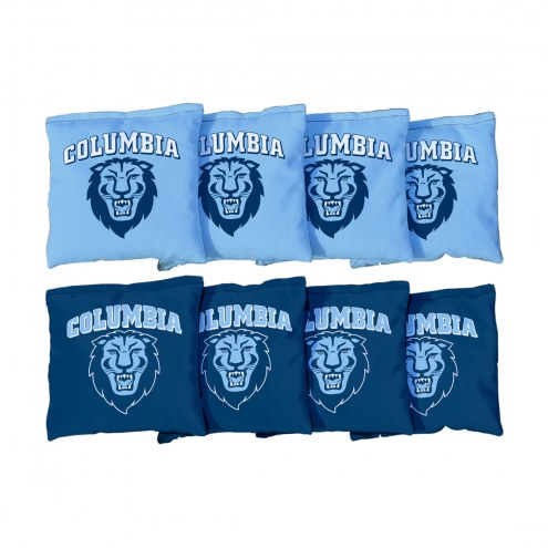 Columbia Lions Cornhole Bag Set