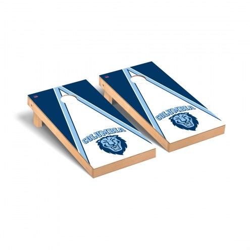 Columbia Lions Triangle Cornhole Game Set